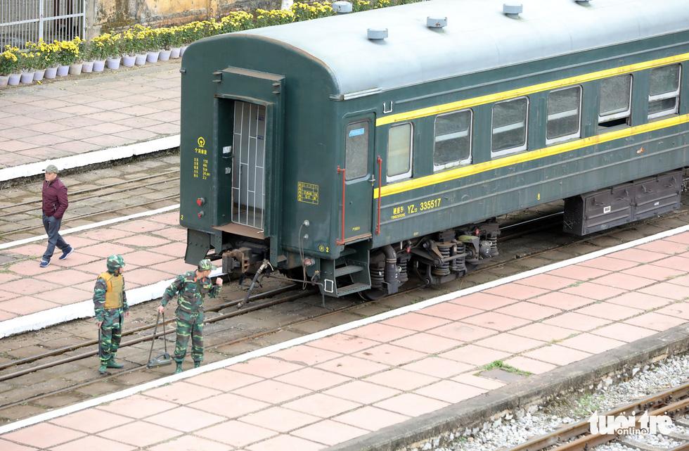 Ga Đồng Đăng sẵn sàng đón Chủ tịch Triều Tiên Kim Jong Un - Ảnh 11.