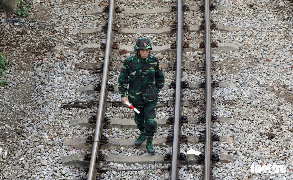 Ga Đồng Đăng sẵn sàng đón Chủ tịch Triều Tiên Kim Jong Un - Ảnh 12.