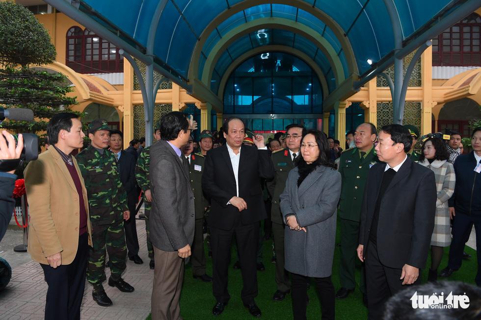 Ga Đồng Đăng sẵn sàng đón Chủ tịch Triều Tiên Kim Jong Un - Ảnh 1.