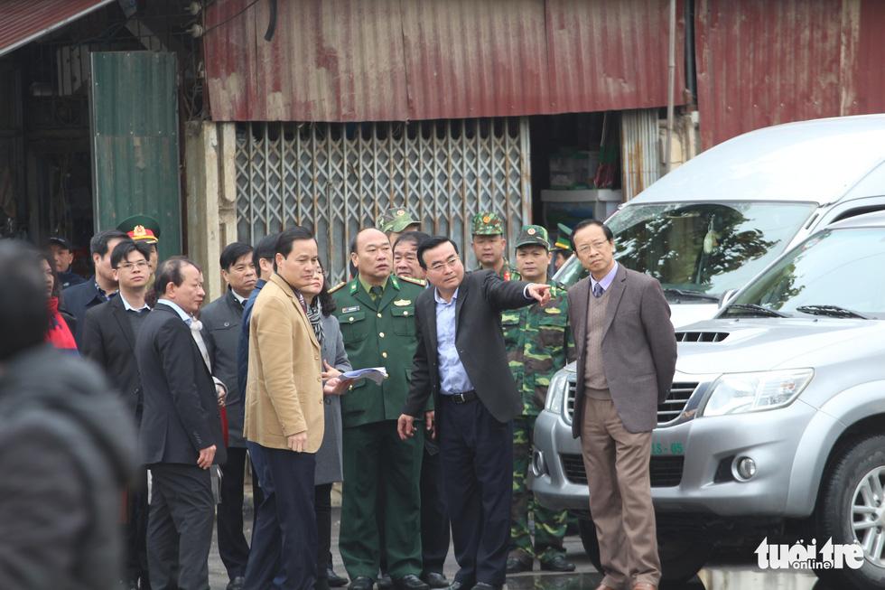 Chó nghiệp vụ, kiểm soát quân sự phong tỏa ga Đồng Đăng - Ảnh 8.