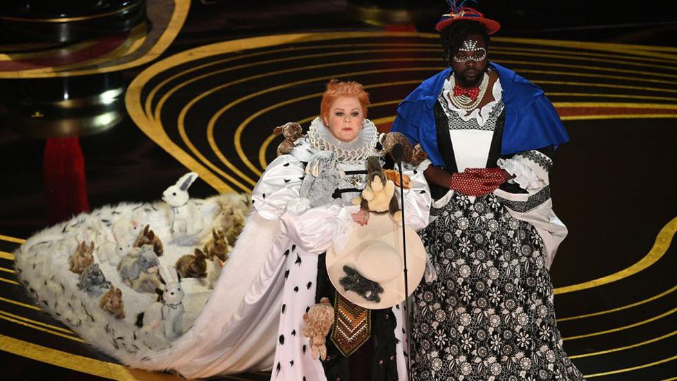 Xem những khoảnh khắc ấn tượng nhất tại Oscar 2019 - Ảnh 3.