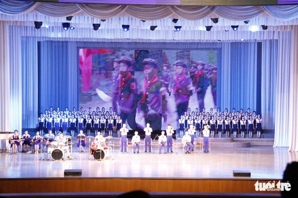 Tường trình bất ngờ từ Triều Tiên của phóng viên Tuổi Trẻ - Ảnh 8.