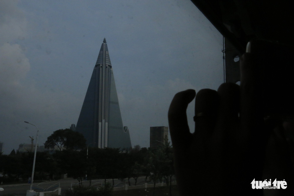 Tường trình bất ngờ từ Triều Tiên của phóng viên Tuổi Trẻ - Ảnh 2.