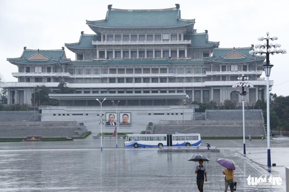 Tường trình bất ngờ từ Triều Tiên của phóng viên Tuổi Trẻ - Ảnh 3.