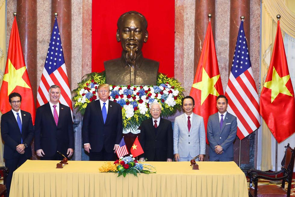 Việt Nam mua 110 máy bay Boeing nhân hội nghị thượng đỉnh Mỹ - Triều - Ảnh 2.
