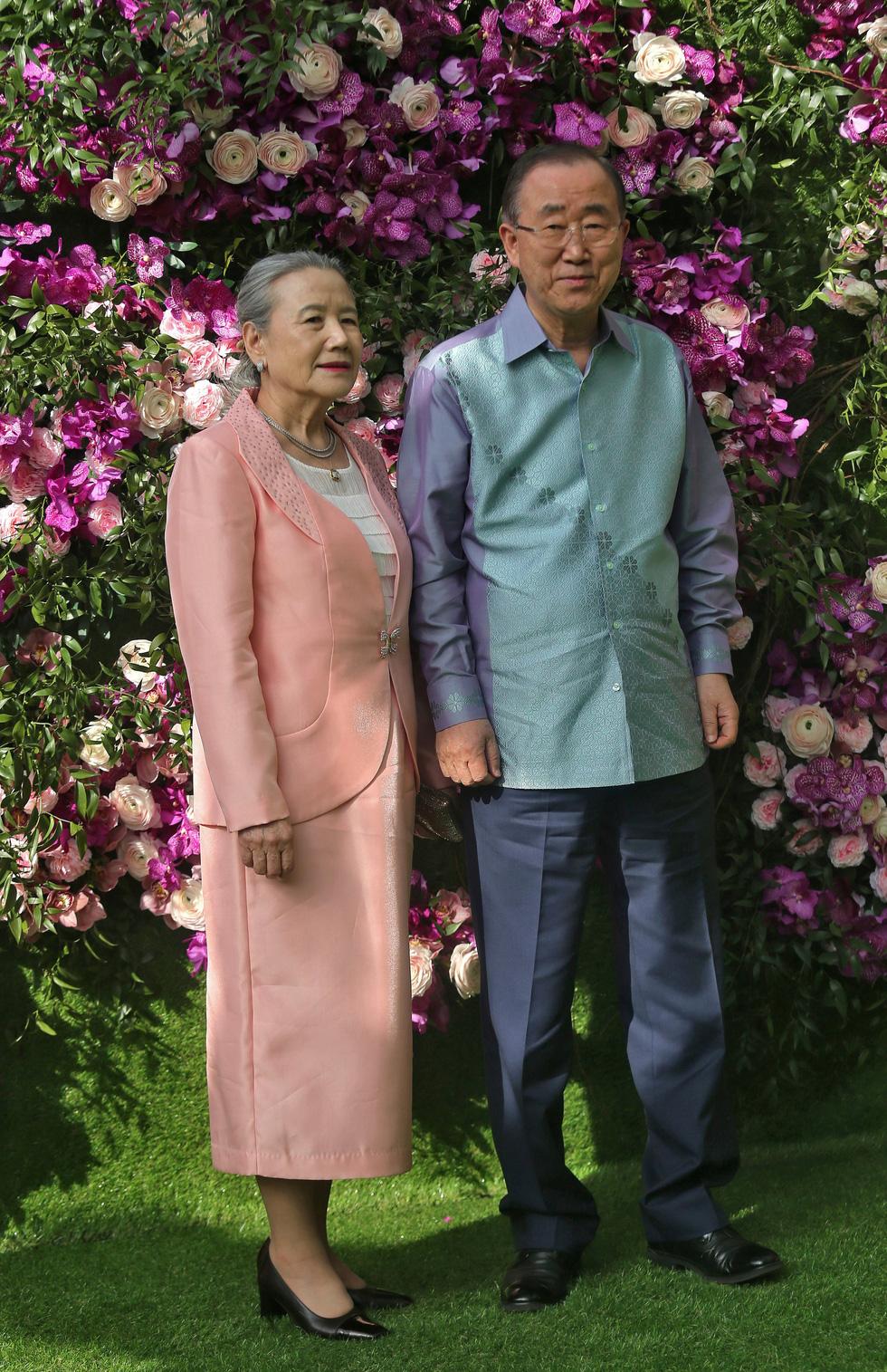 Con trai tỉ phú giàu nhất châu Á đám cưới xa hoa - Ảnh 4.