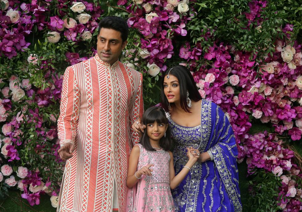Con trai tỉ phú giàu nhất châu Á đám cưới xa hoa - Ảnh 3.