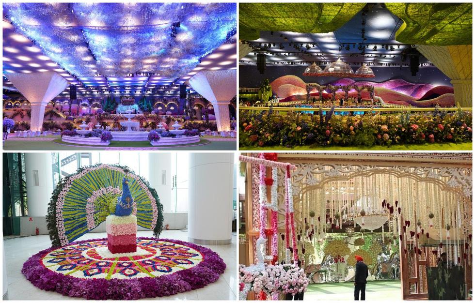 Con trai tỉ phú giàu nhất châu Á đám cưới xa hoa - Ảnh 2.