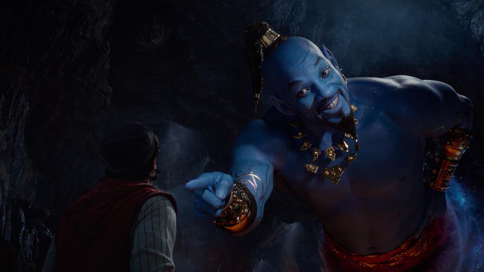 Thần đèn Aladdin sẽ trở lại với phiên bản người đóng mùa hè này - Ảnh 3.