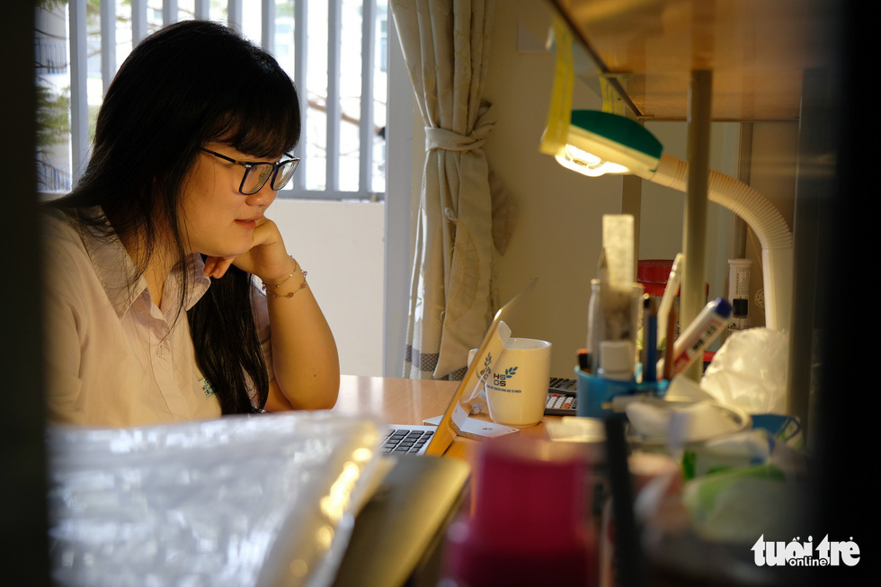 Giấc mơ nghiên cứu liệu trình điều trị ung thư của cô gái vàng 19 tuổi - Ảnh 8.