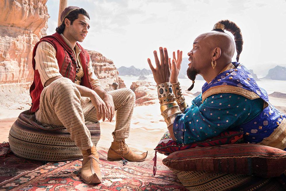 Thần đèn Aladdin sẽ trở lại với phiên bản người đóng mùa hè này - Ảnh 8.