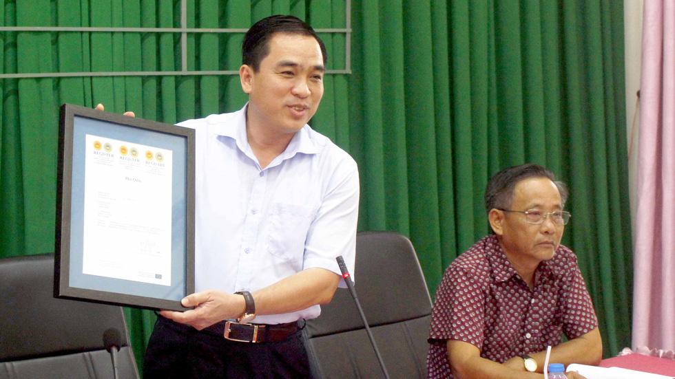 Ông Huỳnh Quang Hưng