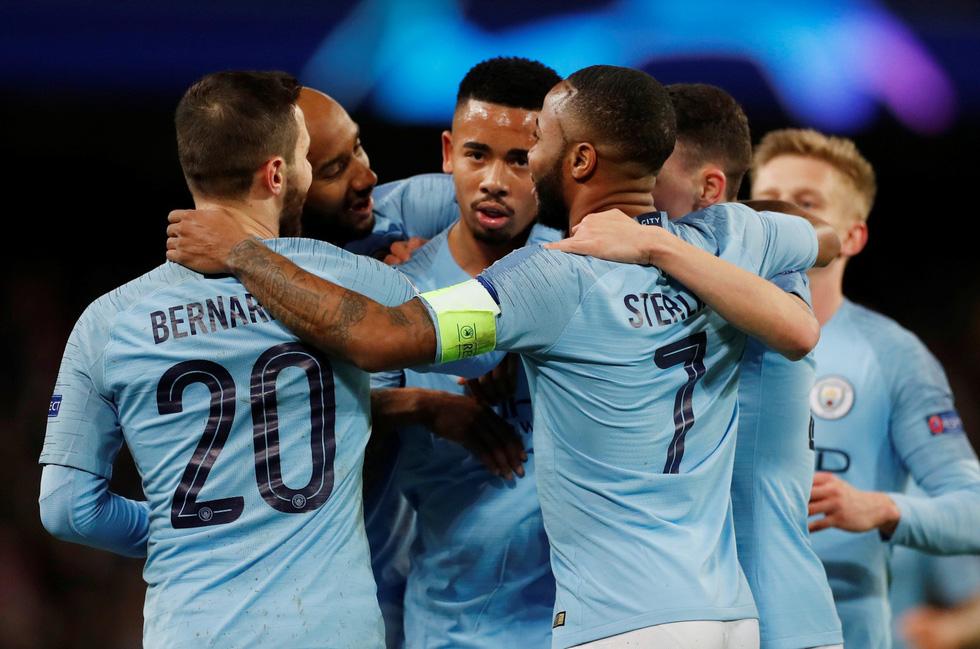 Những đội bóng nào góp mặt ở tứ kết Champions League? - Ảnh 5.