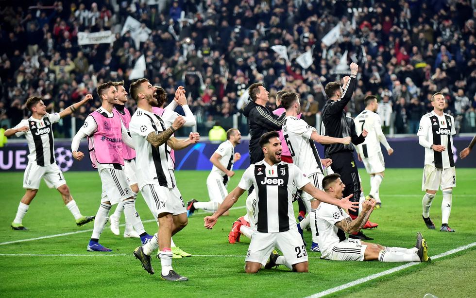 Những đội bóng nào góp mặt ở tứ kết Champions League? - Ảnh 6.