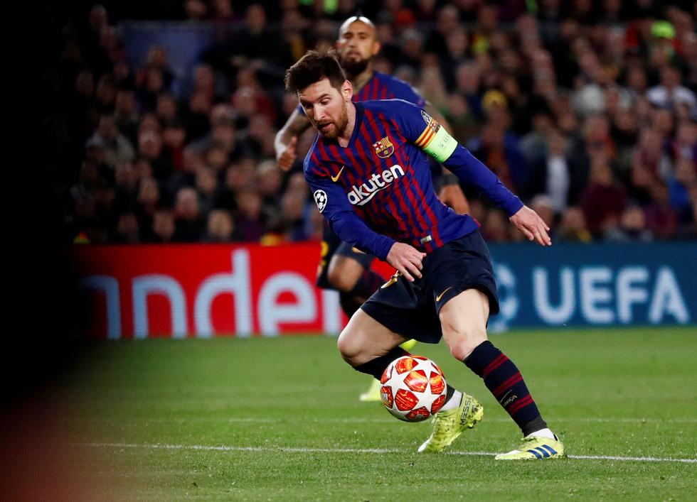 Những đội bóng nào góp mặt ở tứ kết Champions League? - Ảnh 8.