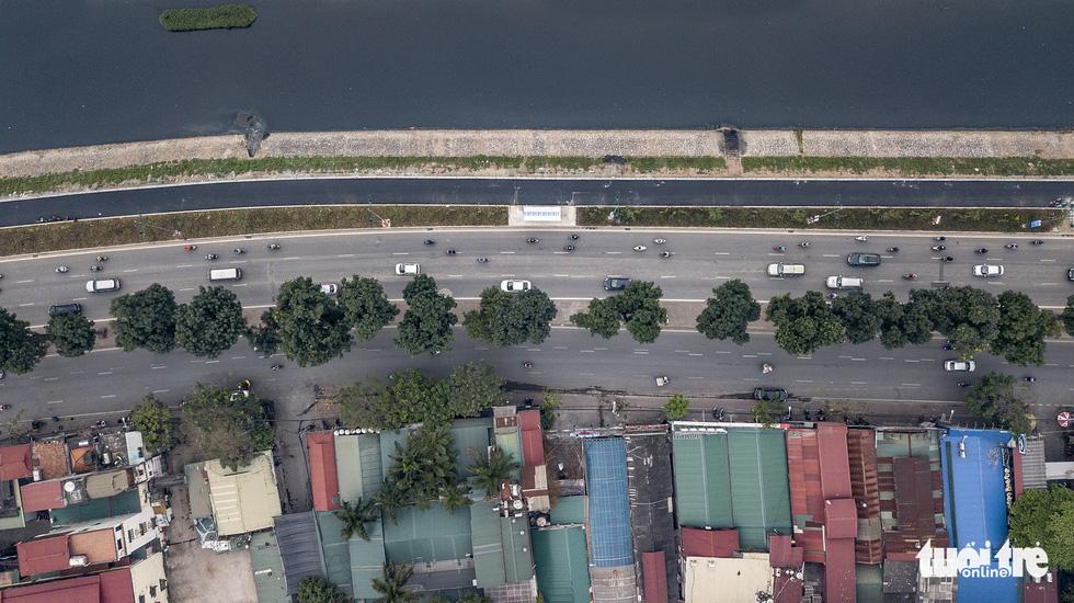 Hà Nội sắp có tuyến đường dành cho người đi bộ cạnh sông Tô Lịch - Ảnh 3.