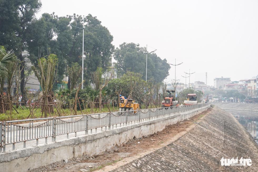 Hà Nội sắp có tuyến đường dành cho người đi bộ cạnh sông Tô Lịch - Ảnh 9.