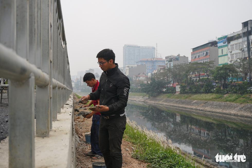 Hà Nội sắp có tuyến đường dành cho người đi bộ cạnh sông Tô Lịch - Ảnh 8.