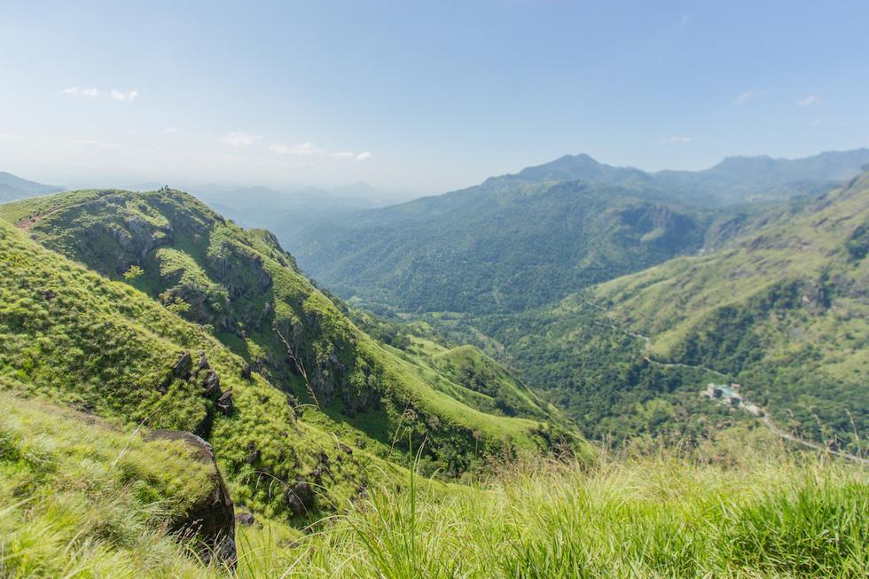 Băng qua những đồi chè xanh mướt ở Sri Lanka - Ảnh 8.