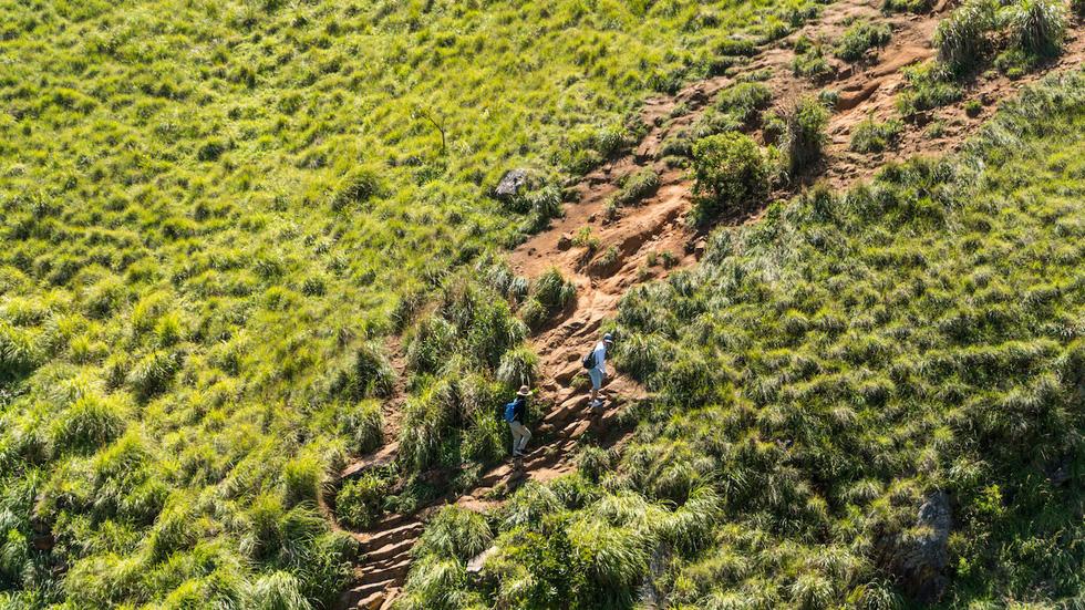 Băng qua những đồi chè xanh mướt ở Sri Lanka - Ảnh 9.