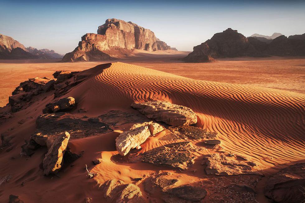 Ngắm sao Hỏa trên... mặt đất - Ảnh 2.