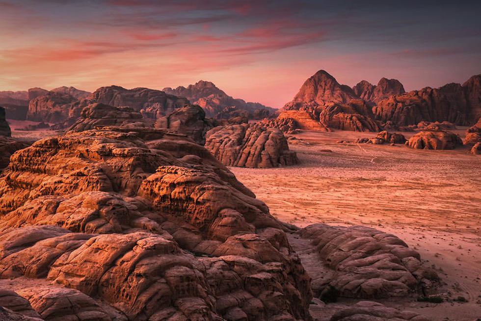 Ngắm sao Hỏa trên... mặt đất - Ảnh 3.