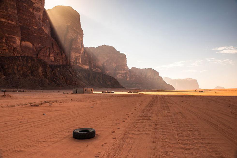 Ngắm sao Hỏa trên... mặt đất - Ảnh 4.