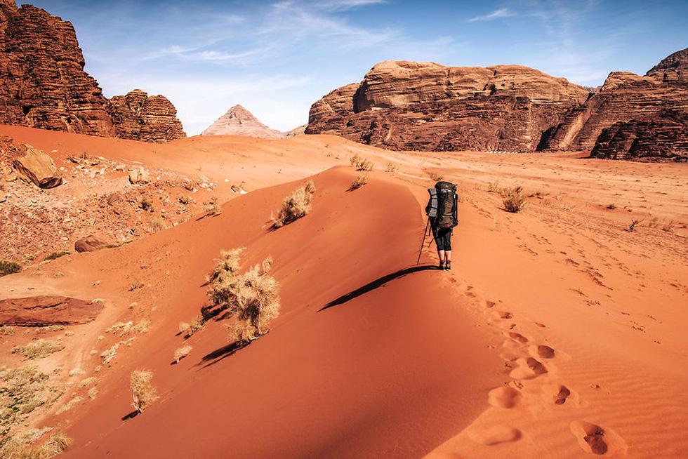 Ngắm sao Hỏa trên... mặt đất - Ảnh 5.