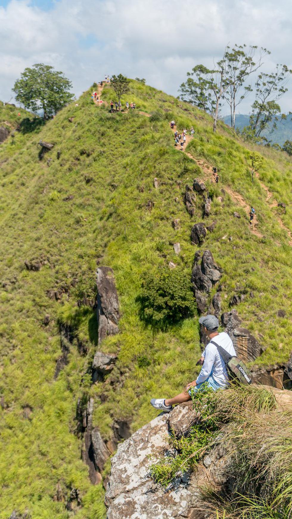 Băng qua những đồi chè xanh mướt ở Sri Lanka - Ảnh 5.