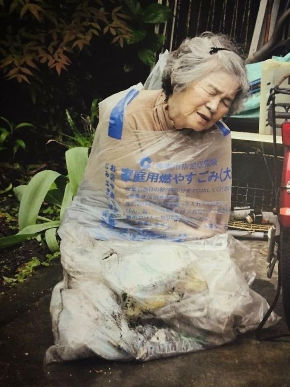 Choáng với những tấm ảnh selfie chất của cụ bà 89 tuổi - Ảnh 6.
