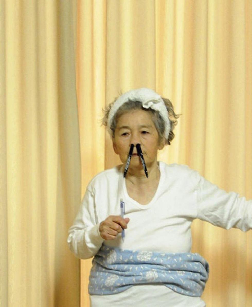 Choáng với những tấm ảnh selfie chất của cụ bà 89 tuổi - Ảnh 5.