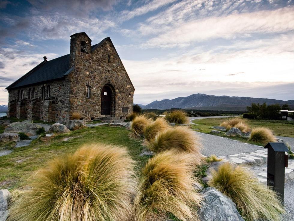 Có một New Zealand nguyên sơ và thanh bình - Ảnh 1.
