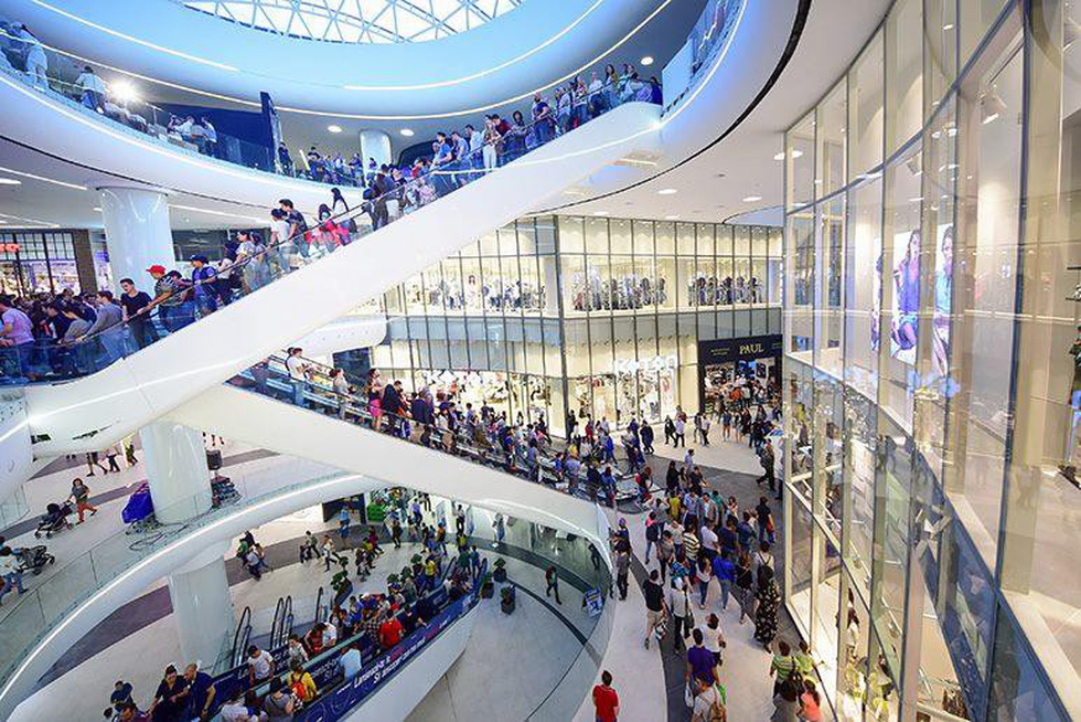 Hà Nội sắp có đại trung tâm thương mại quốc tế - Ảnh 2.