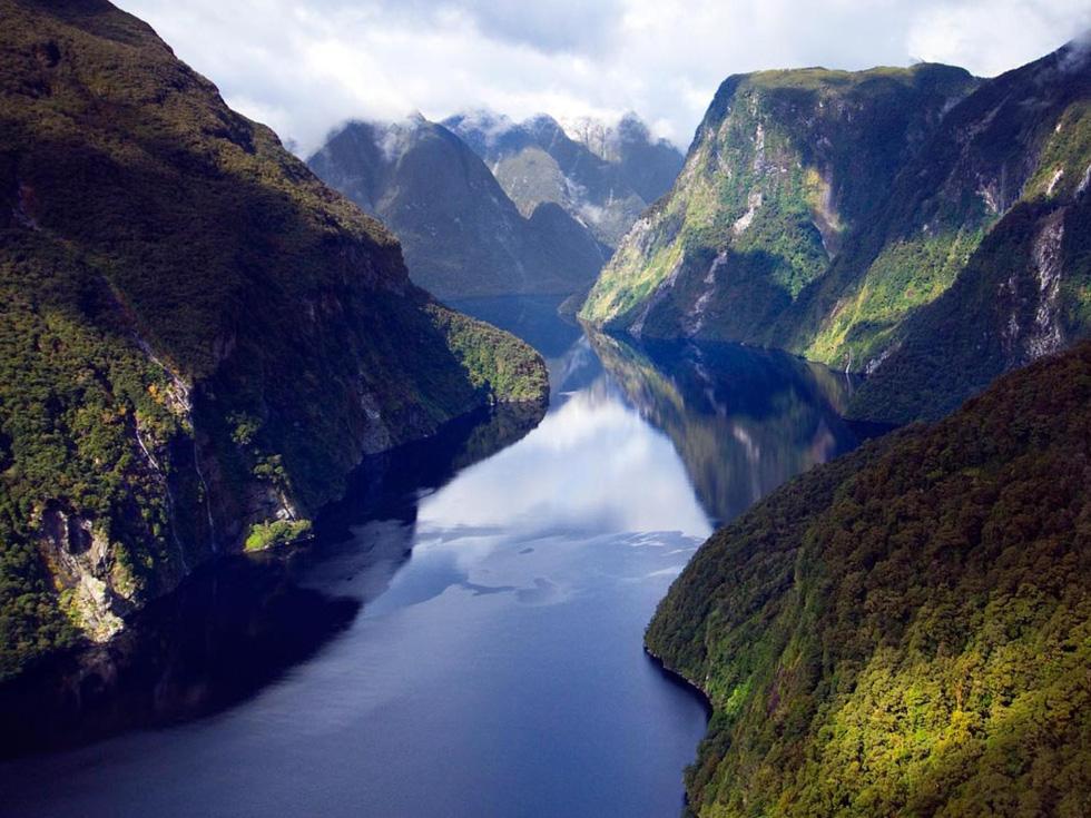 Có một New Zealand nguyên sơ và thanh bình - Ảnh 11.