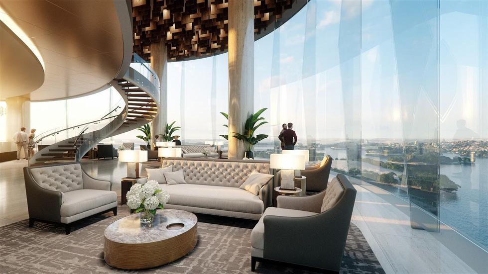 Hà Nội sắp có đại trung tâm thương mại quốc tế - Ảnh 6.