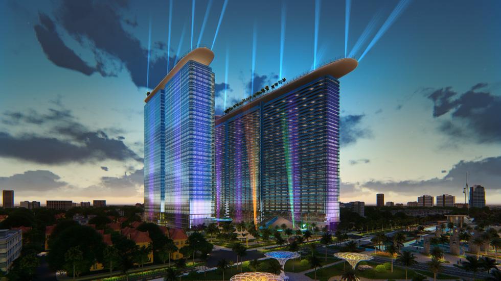Hà Nội sắp có đại trung tâm thương mại quốc tế - Ảnh 8.