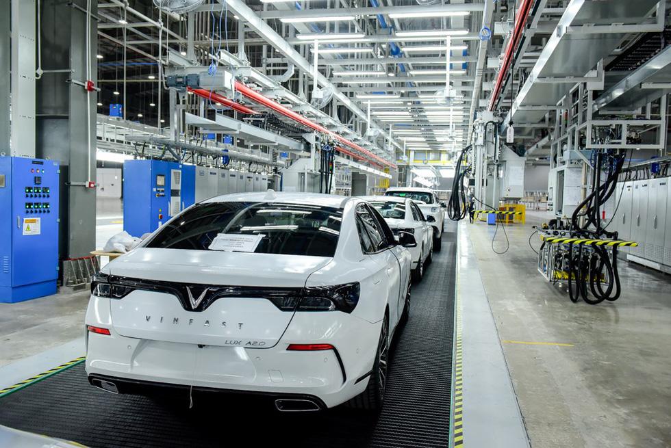 VinFast đưa 115 xe đi 14 nước ở 4 châu kiểm thử chất lượng - Ảnh 2.