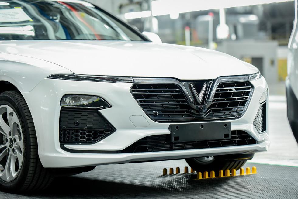 VinFast đưa 115 xe đi 14 nước ở 4 châu kiểm thử chất lượng - Ảnh 3.