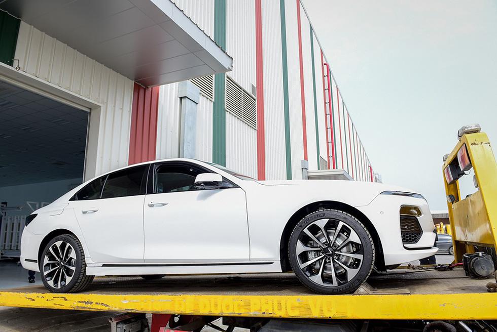 VinFast đưa 115 xe đi 14 nước ở 4 châu kiểm thử chất lượng - Ảnh 4.