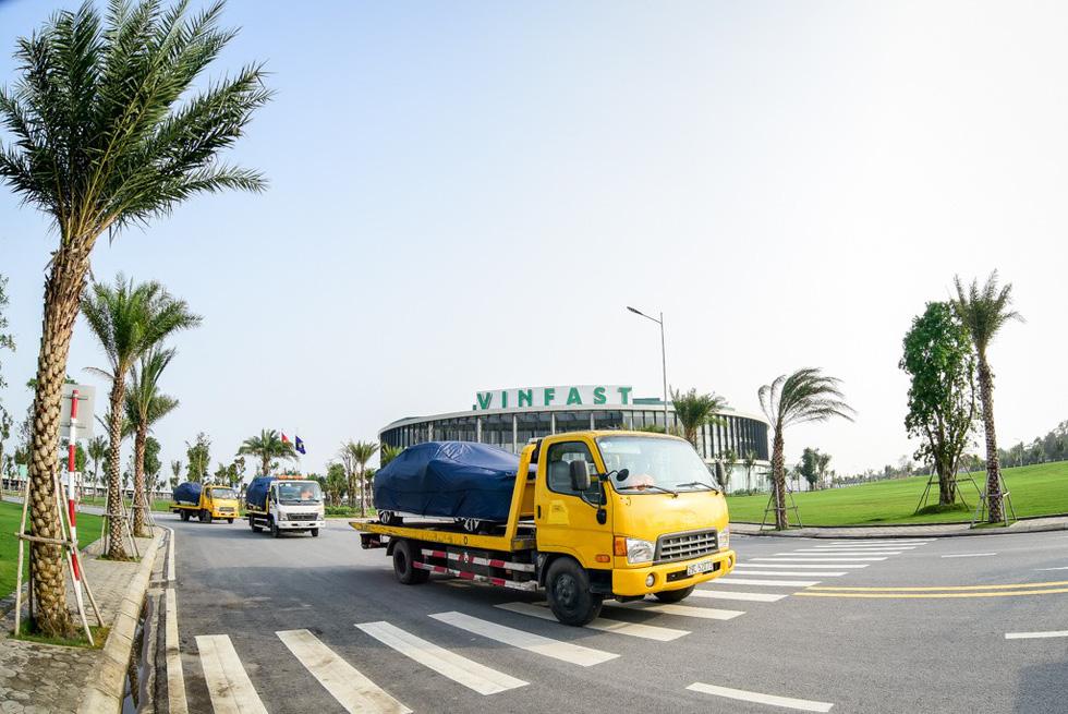 VinFast đưa 115 xe đi 14 nước ở 4 châu kiểm thử chất lượng - Ảnh 5.