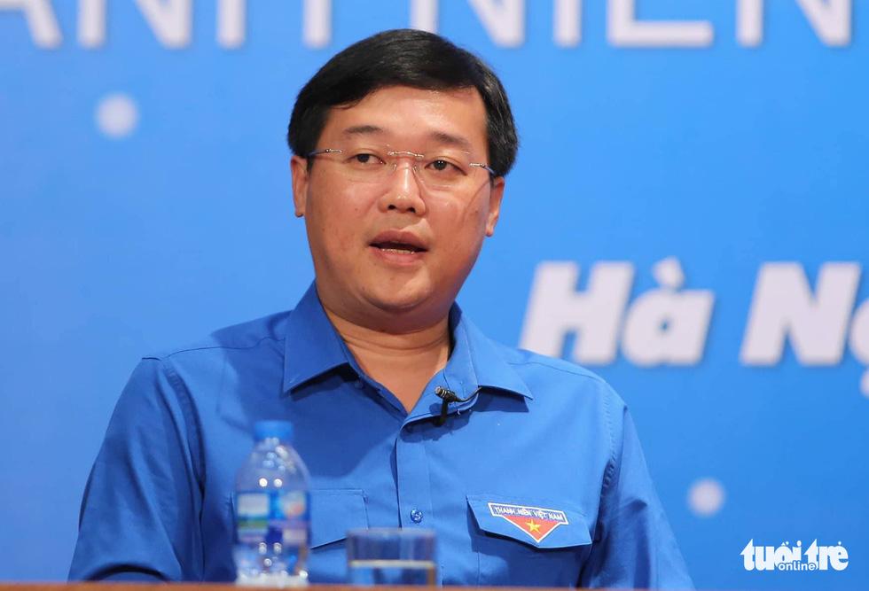 H'Hen Niê đối thoại cùng Bí thư thứ nhất Trung ương Đoàn - Ảnh 4.