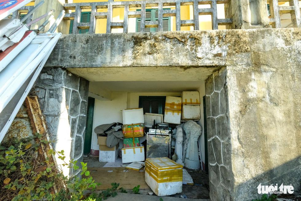 Di sản hoang phế Dinh tỉnh trưởng ở Đà Lạt - Ảnh 14.