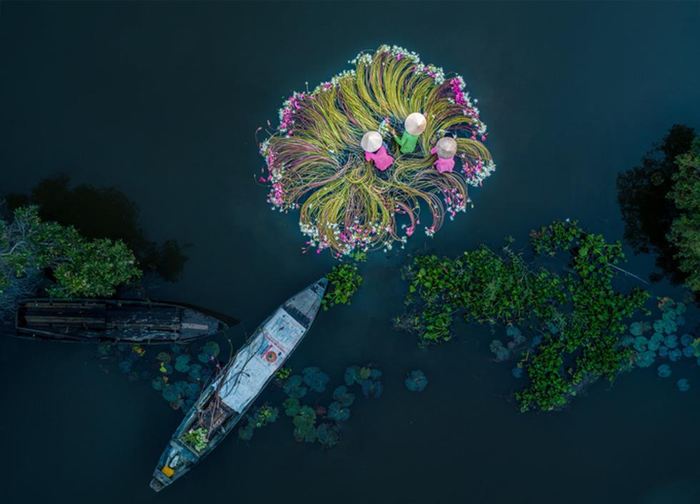 Việt Nam giành 3 giải ảnh ở cuộc thi flycam quốc tế SkyPixel - Ảnh 1.