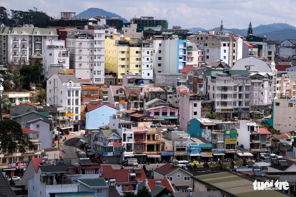 Đà Lạt nhìn từ flycam: thành phố bêtông chứ đâu phải thành phố trong rừng?  - Ảnh 10.