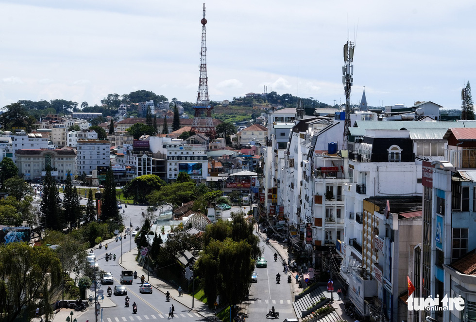 Đà Lạt nhìn từ flycam: thành phố bêtông chứ đâu phải thành phố trong rừng?  - Ảnh 15.