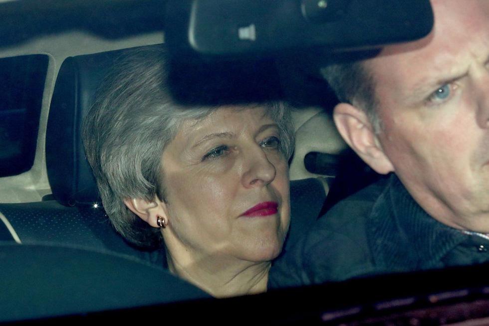 Brexit bế tắc đến mức hài hước - Ảnh 1.