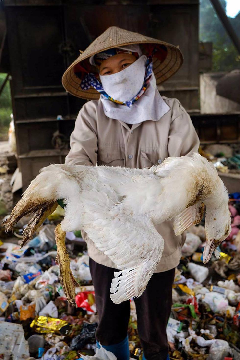Đi xuyên Việt bằng xe máy chỉ để chụp... rác - Ảnh 8.