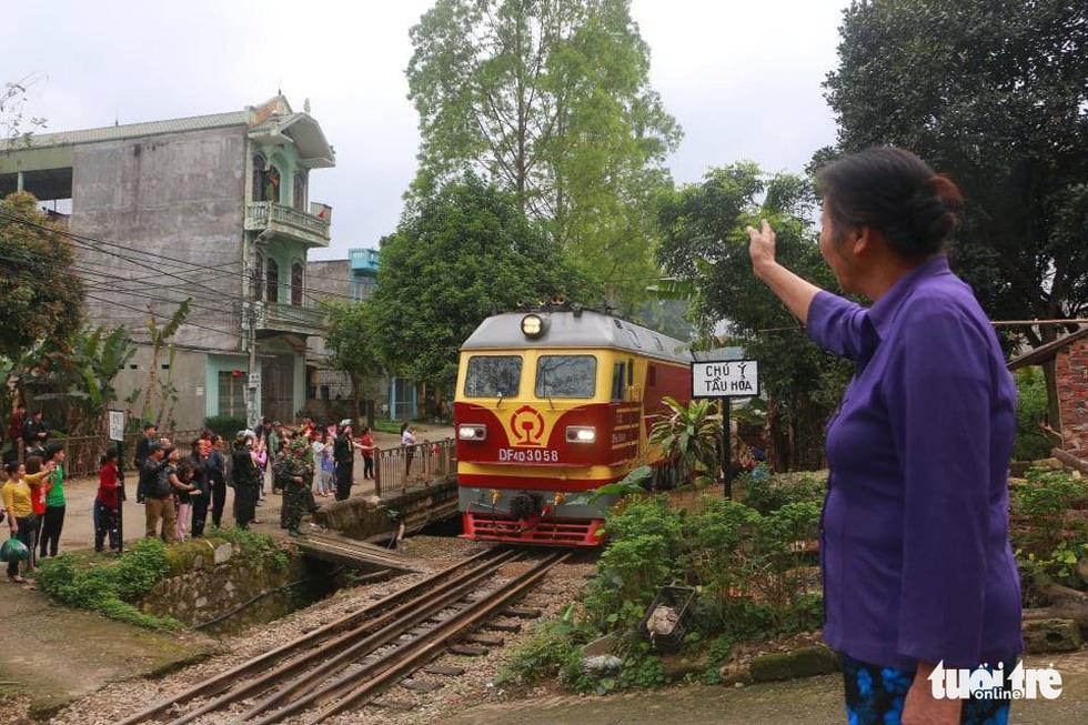 Chuyện bây giờ mới kể ở ga Đồng Đăng - Ảnh 8.