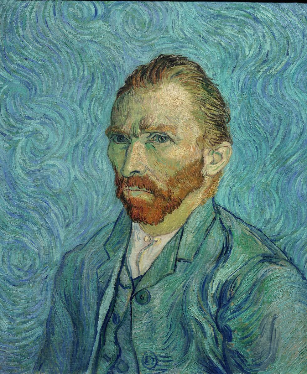 Lần đầu tiên xem tranh Van Gogh phiên bản số ở Việt Nam  - Ảnh 1.