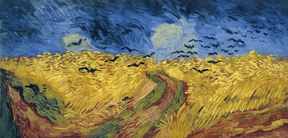 Lần đầu tiên xem tranh Van Gogh phiên bản số ở Việt Nam  - Ảnh 5.